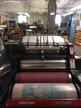 sub ton printing home